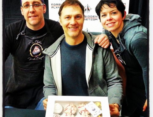 Matt & Kelly meet 'The Governor' David Morrissey