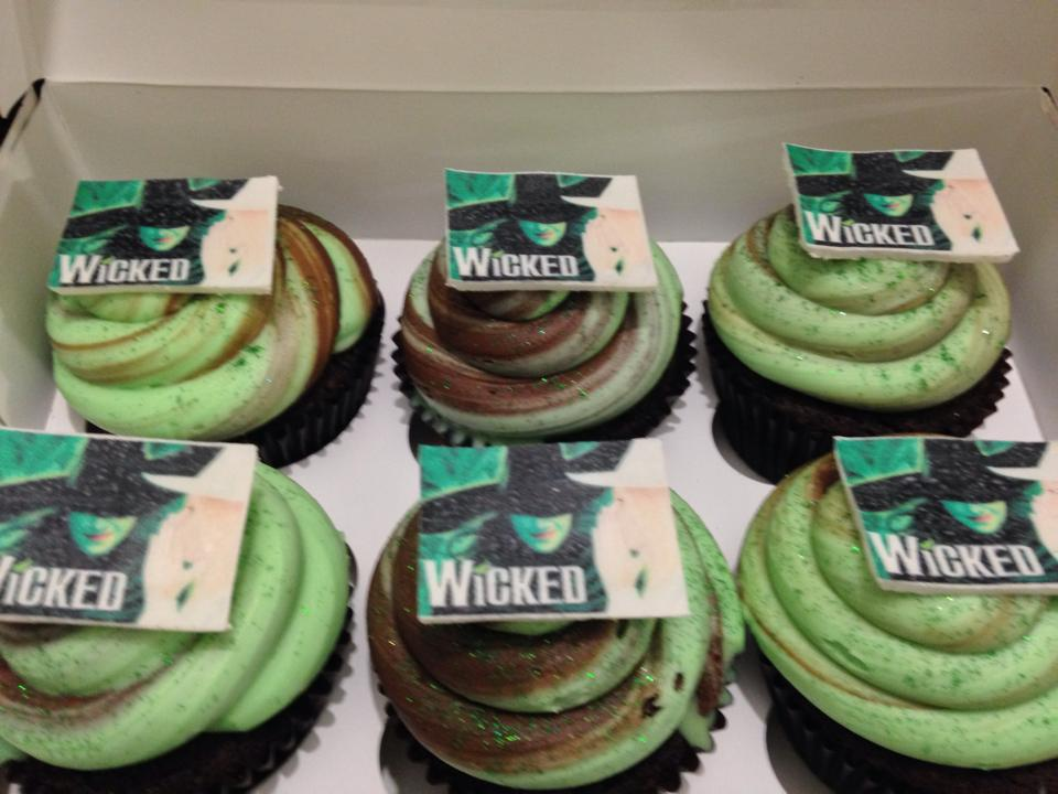 Wicked Cupcakes | The Custom Cupcake Company Liverpool