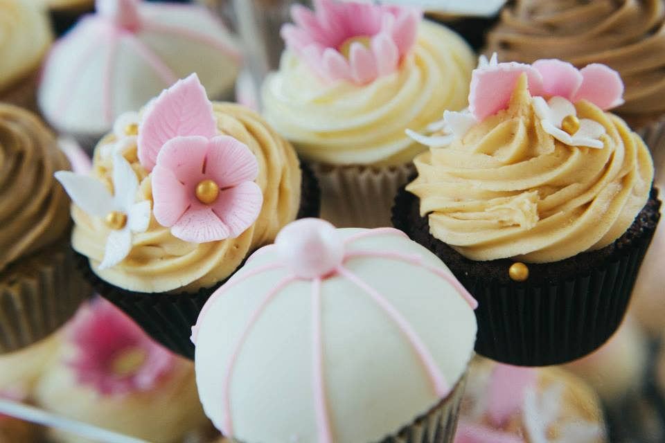 Wedding Cupcake Selection