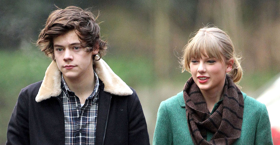 Taylor Swift Gets Super-Sweet Birthday Surprise From Harry Styles